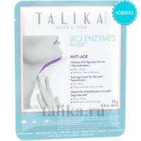 Маска для шеи Талика Bio Enzymes Neck Mask